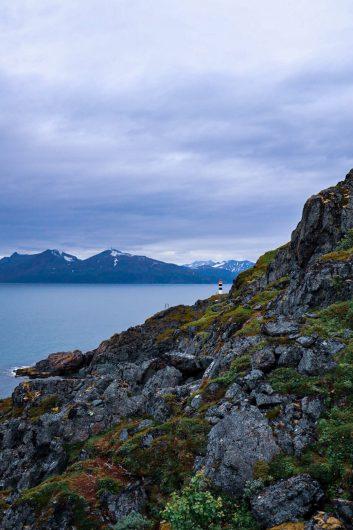 Lyngstuvan kalliot.